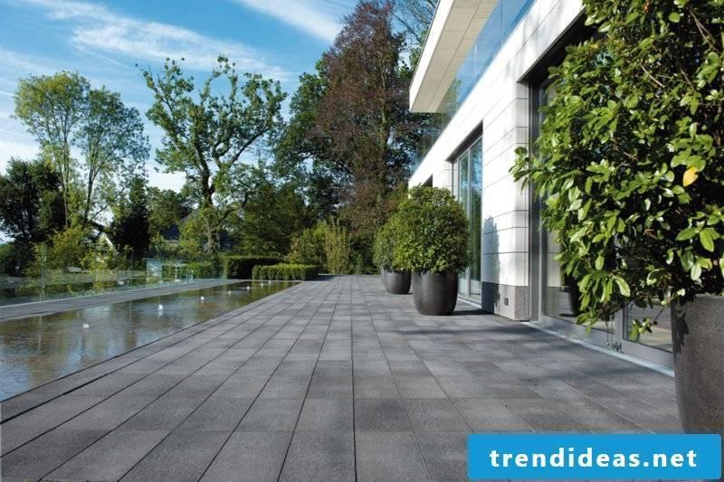 concrete tiles growing popularity of concrete look