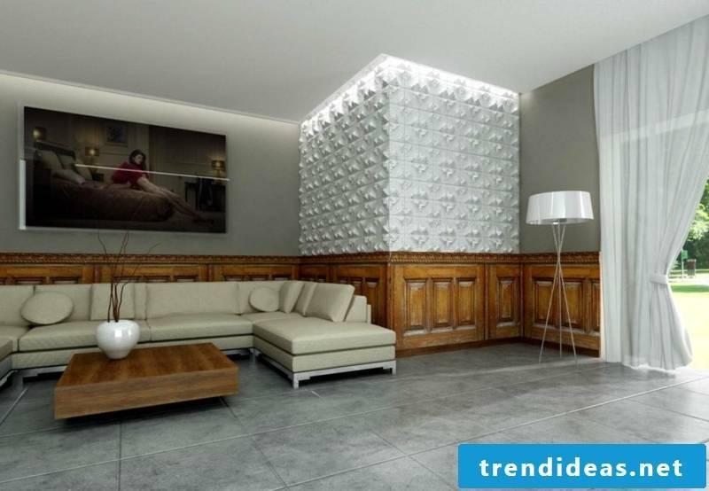 concrete tiles attractive