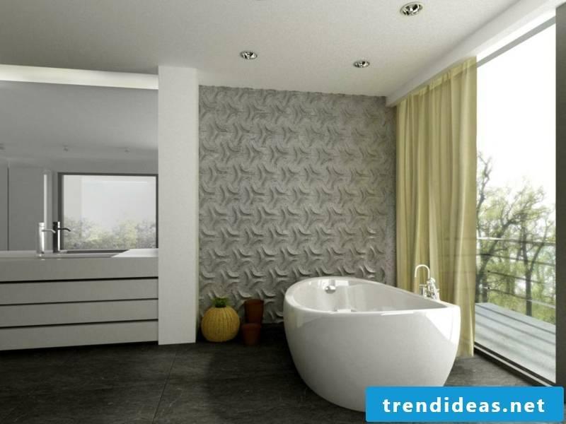concrete tiles 3D ideas