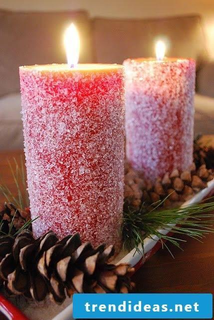 DIY craft ideas for a creative handmade Christmas wreath