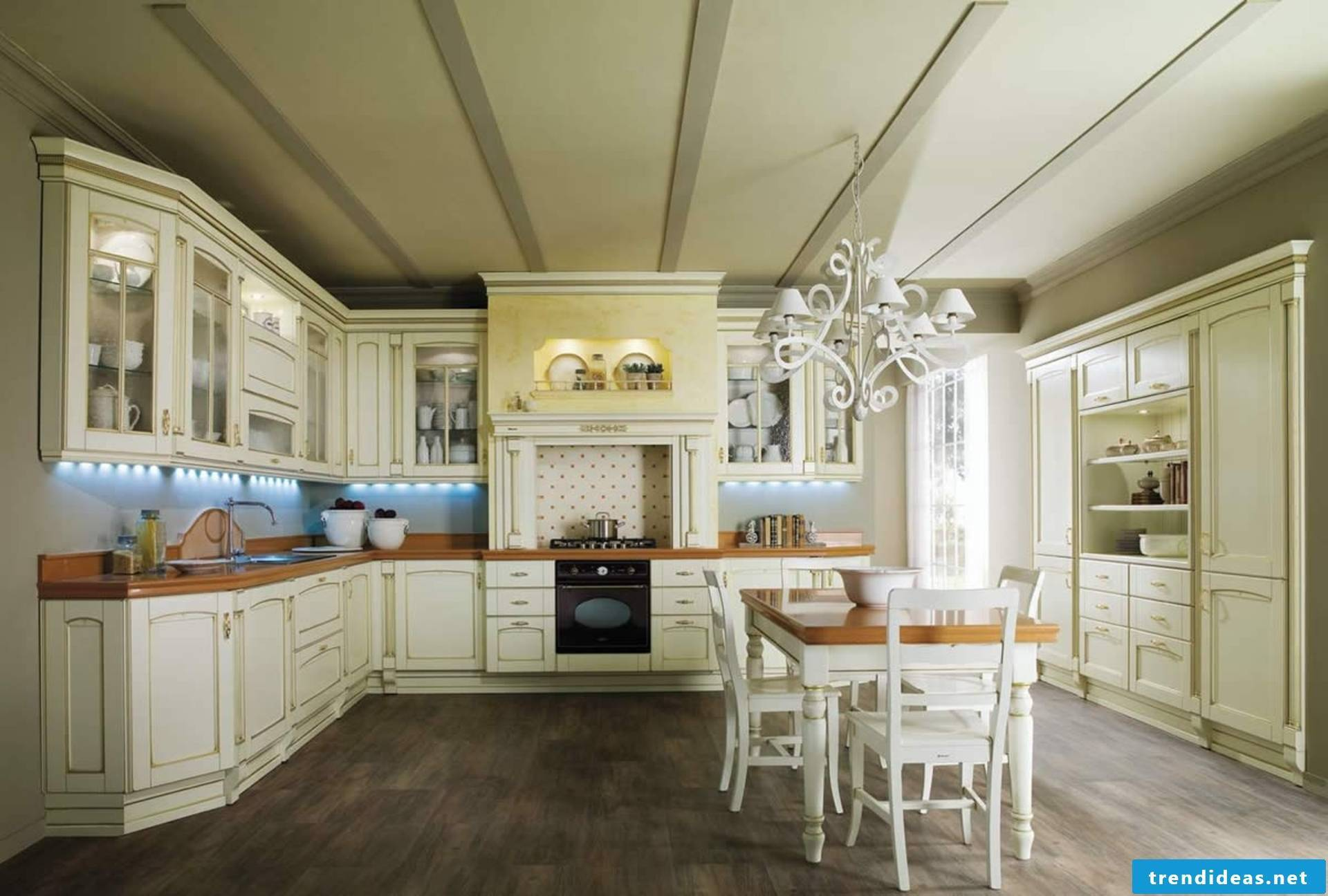 Pure Romatink - Country-style kitchen