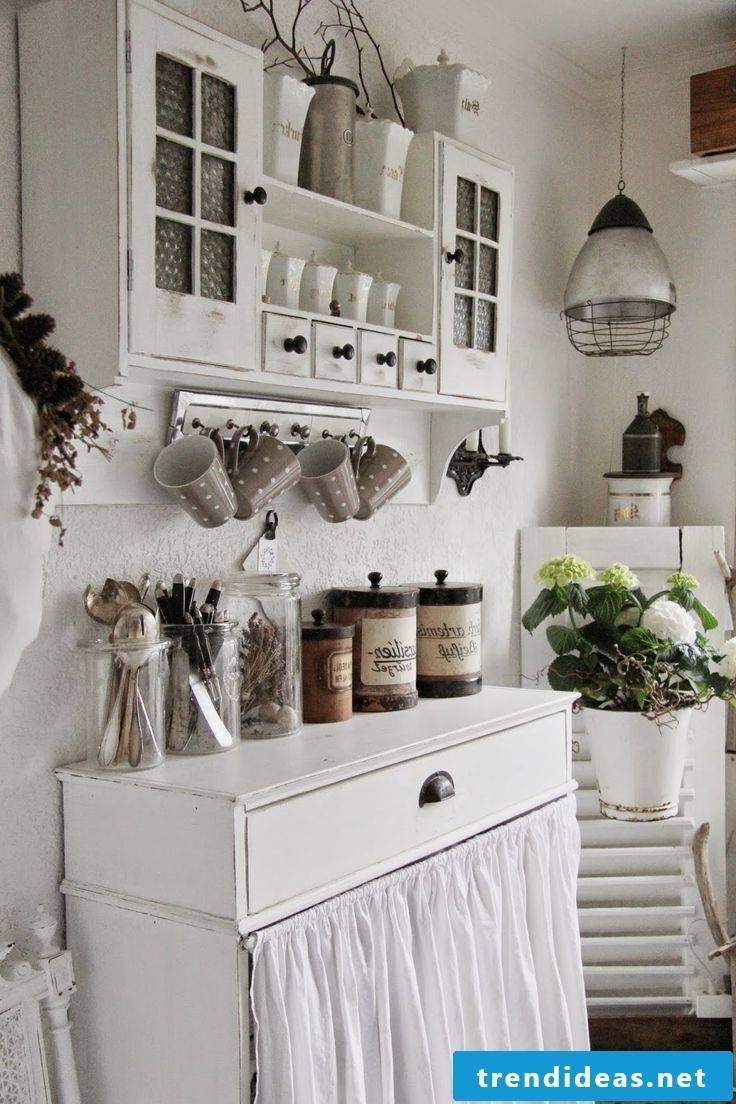Country kitchen - retro style