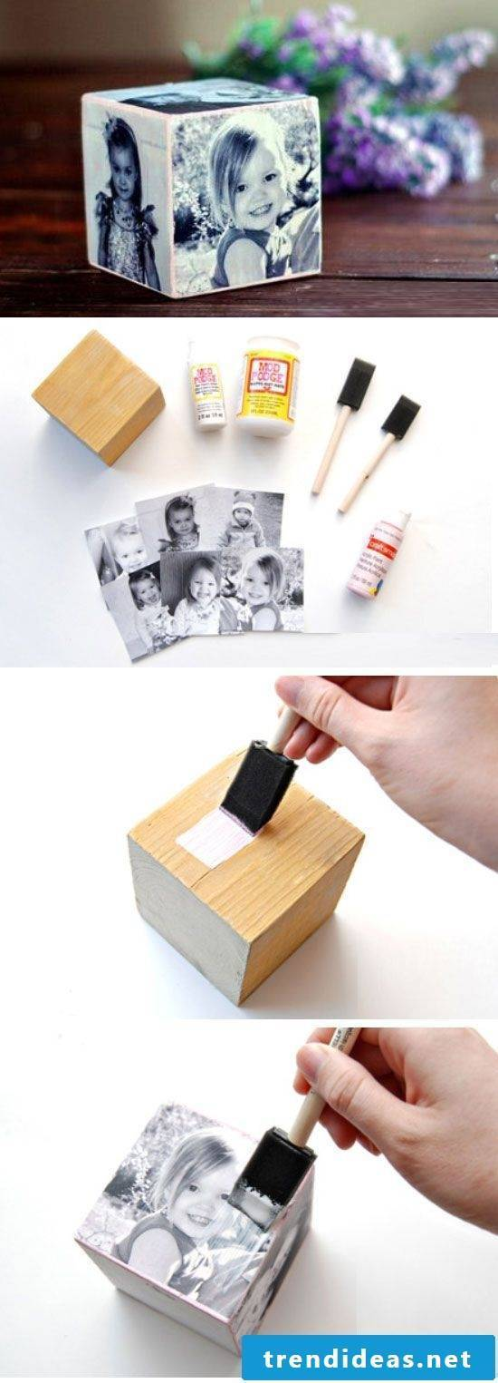 DIY ideas on how to make Christmas presents yourself?
