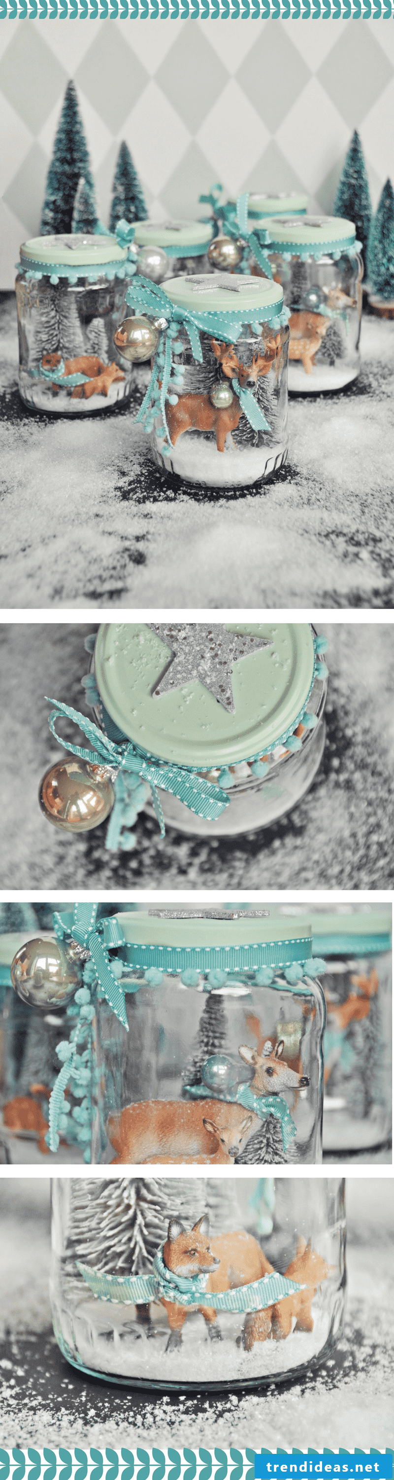 Craft ideas for all ages: conjure up a beautiful Christmas!
