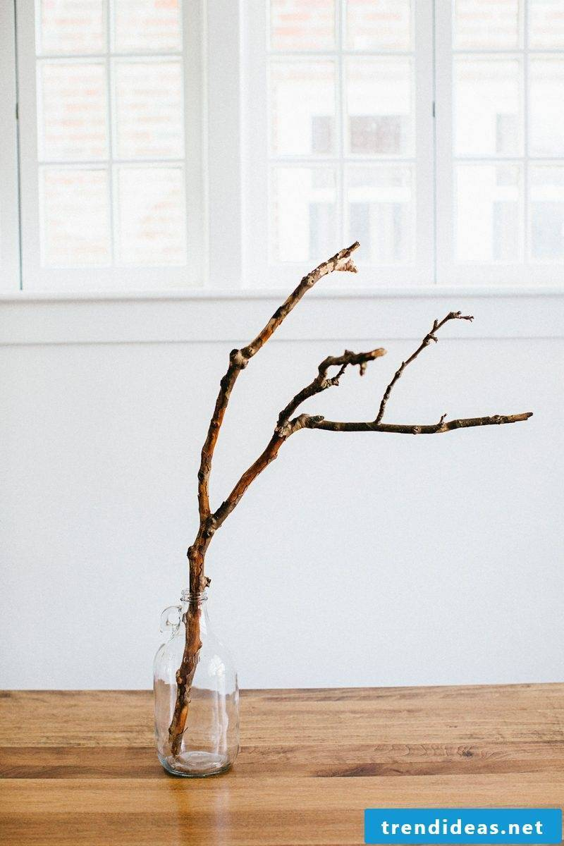 Make the Easter shrub yourself: DIY instructions