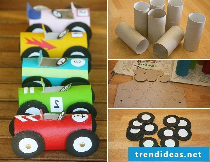 Crafts ideas with toilet paper rolls