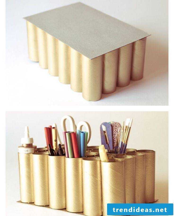 DIY ideas for crafting mi toilet paper rolls