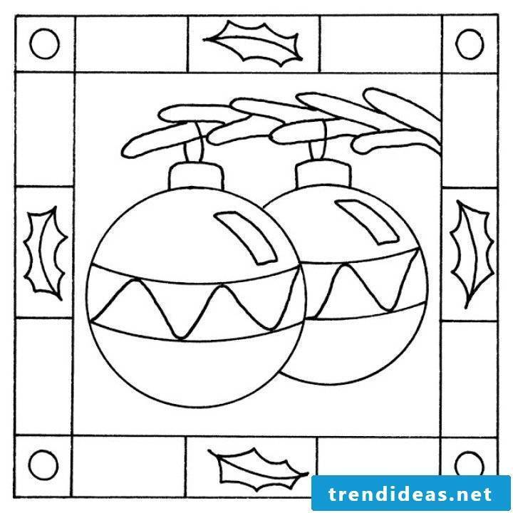 Coloring pages for Christmas for kids