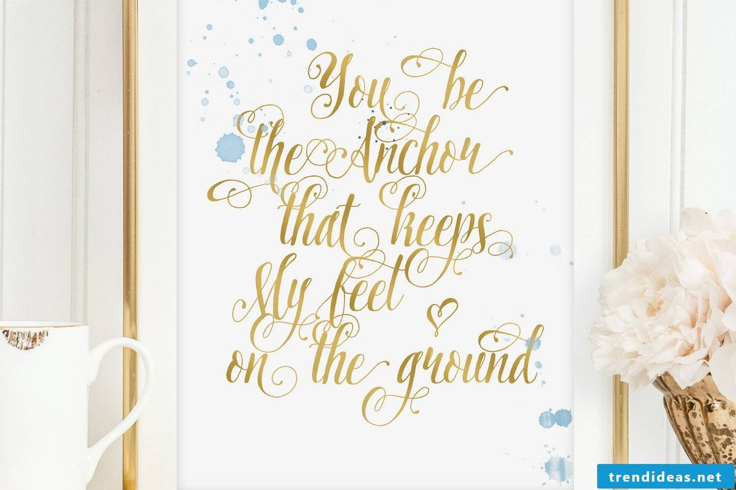 Creative Thinking - Create art for your home with these free ABC fonts