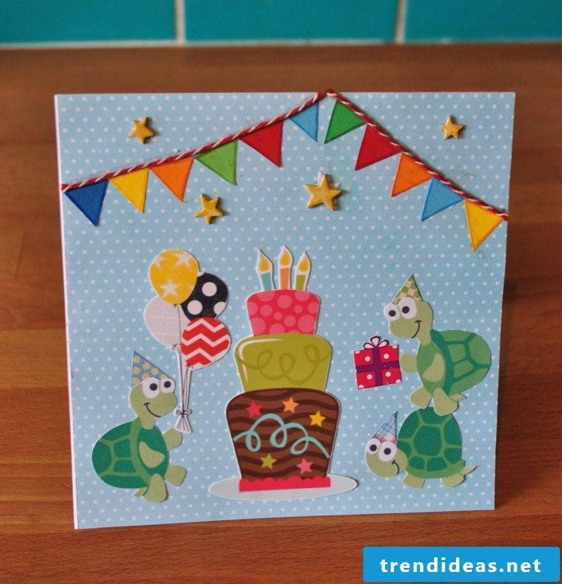 birthday card lovingly design