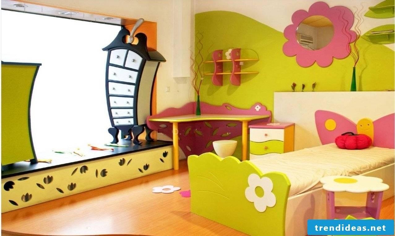 Fairytale nursery for a little princess