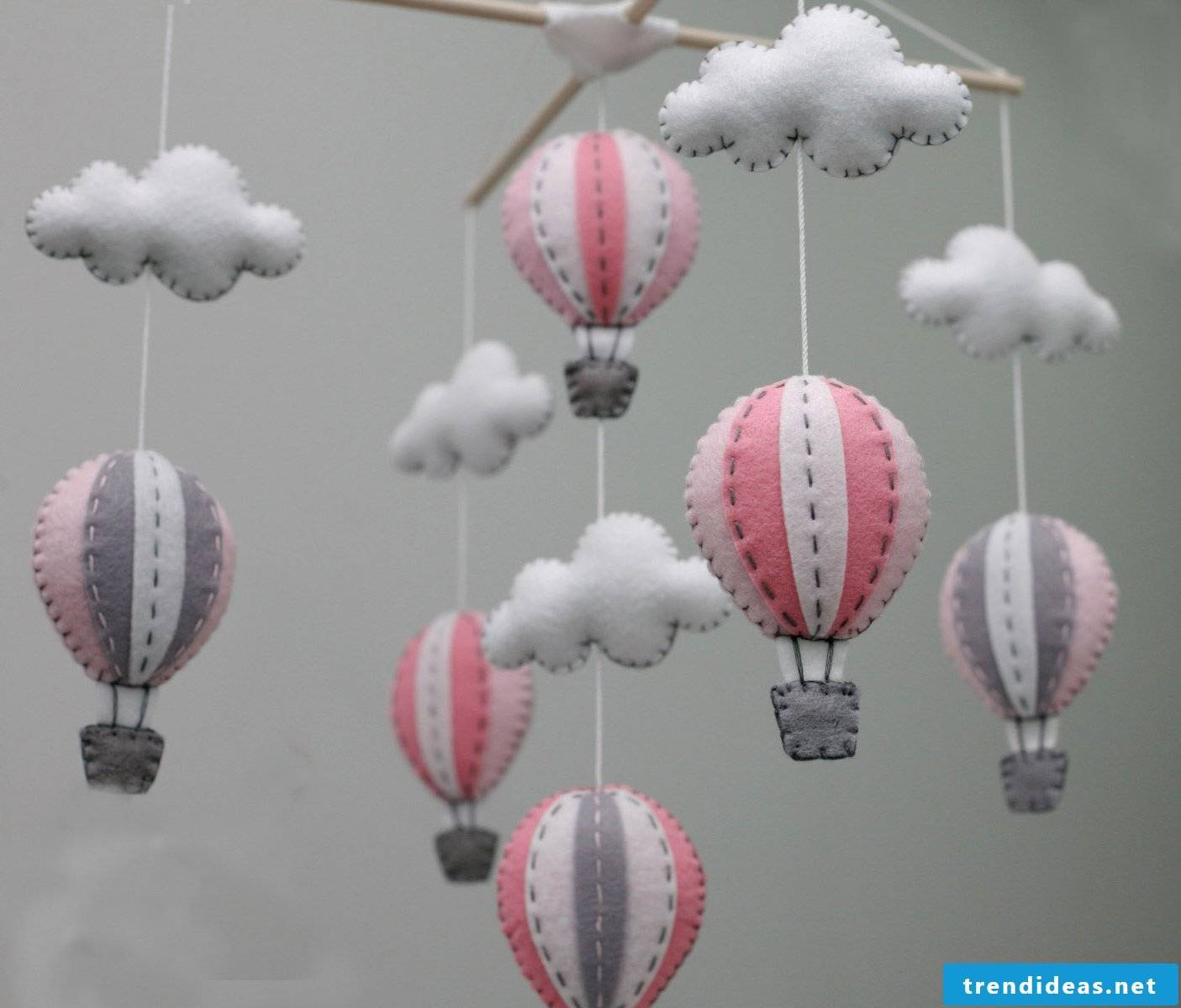 Air Baloons Mobile to do it yourself