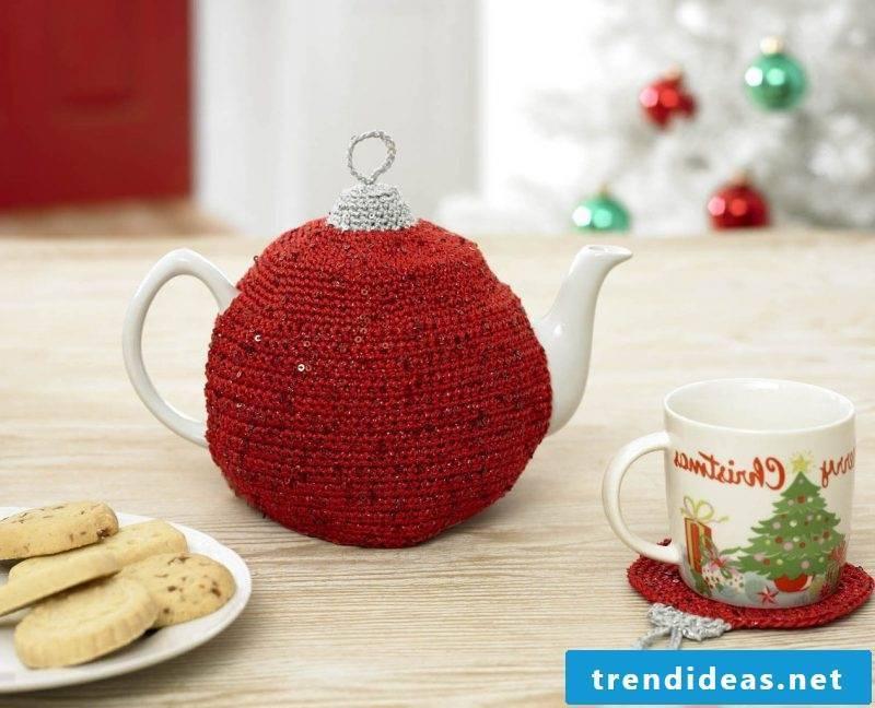 Crochet for Christmas - make unique pieces
