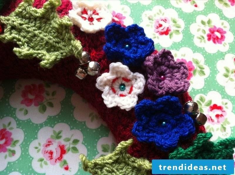Crochet for Christmas Christmas Wreath
