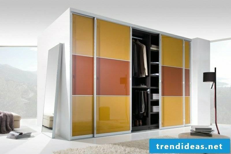 cupboard custom made collection viceversa orange