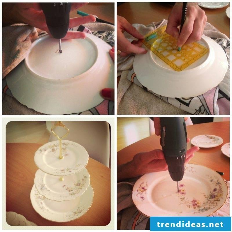 Etagere DIY manual