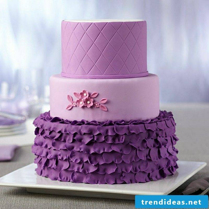 Pies decorate ideas with fondant