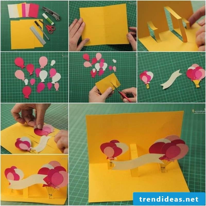 birthday cards design your own diy step by step