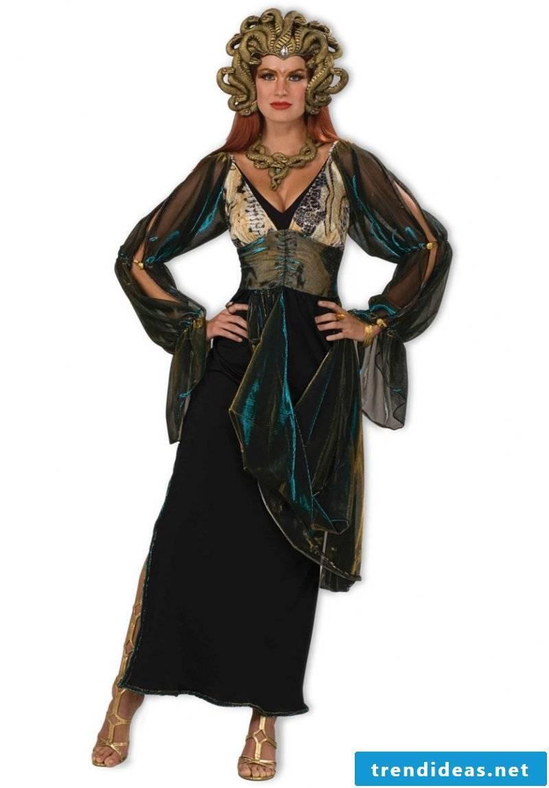 medusa costume traditional