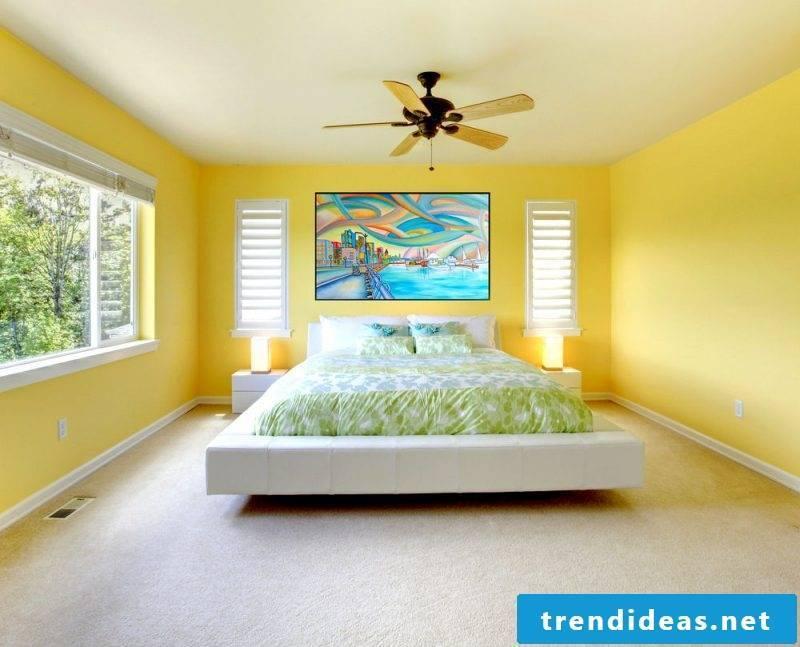 feng shui color bedroom