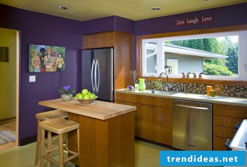 feng shui colors dinning room