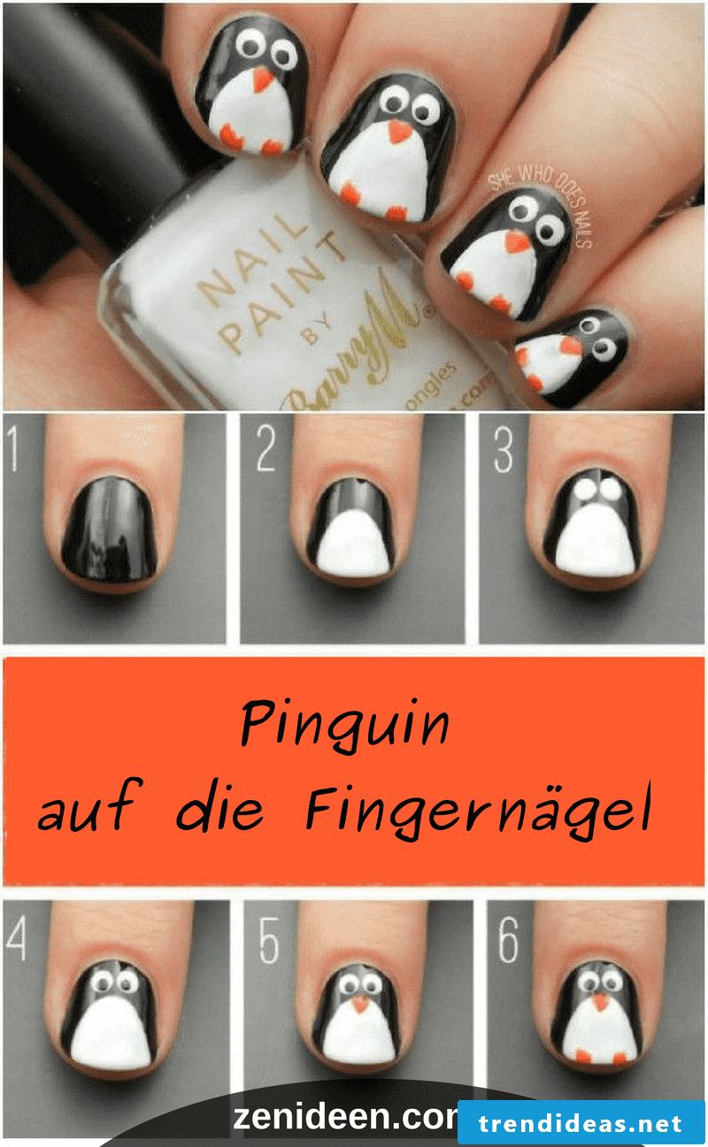 Great nail design pictures instructions