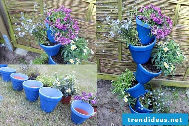 DIY flowerpot