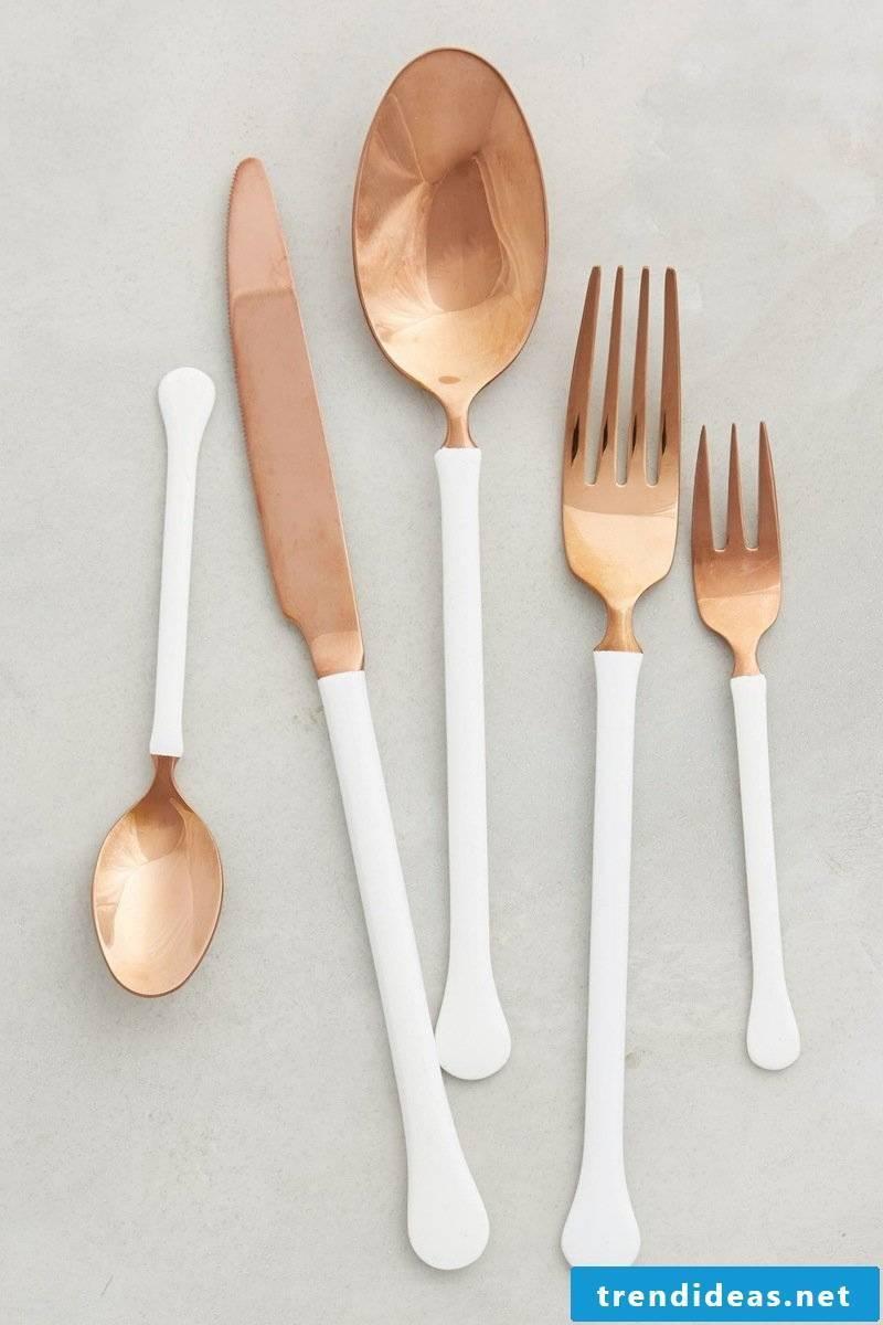 beautiful living ideas furnishing ideas furnishing ideas cutlery copper garden and living