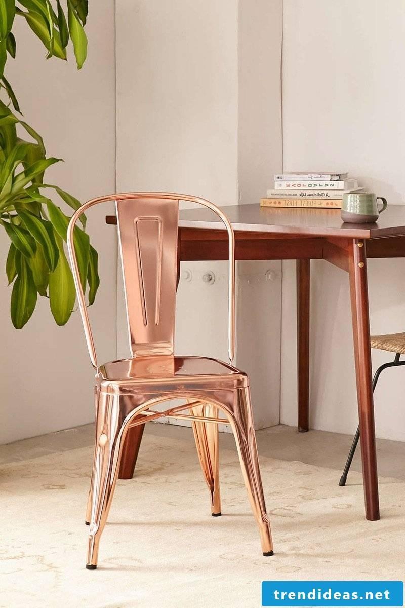 beautiful living ideas furnishing ideas furnishing ideas chair copper garden and living