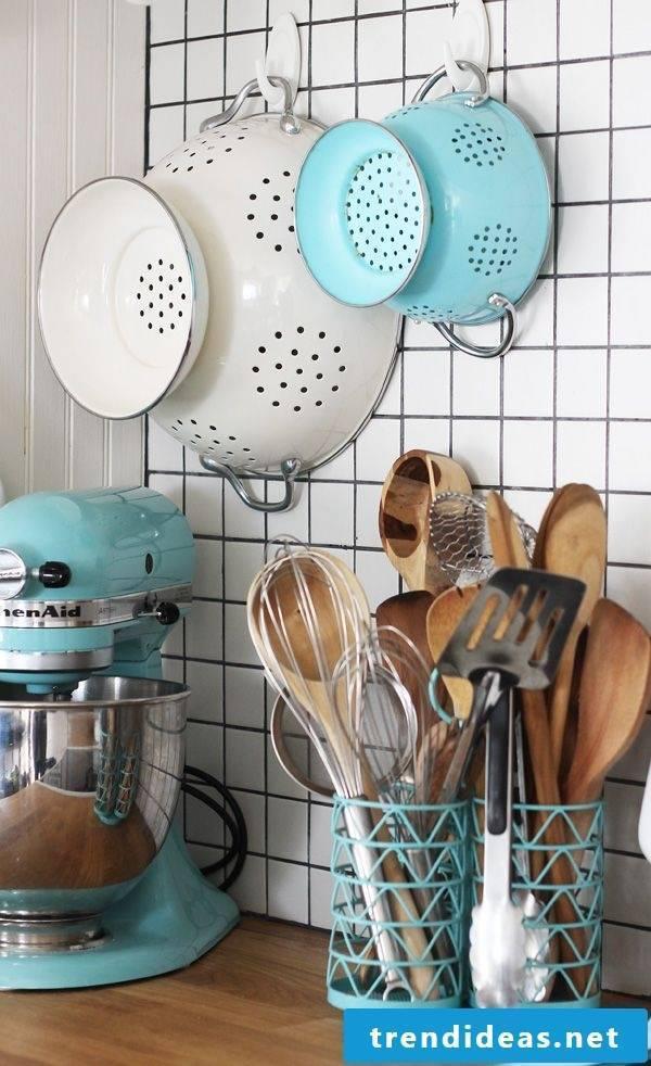 Kitchen decoration itself make DIY ideas