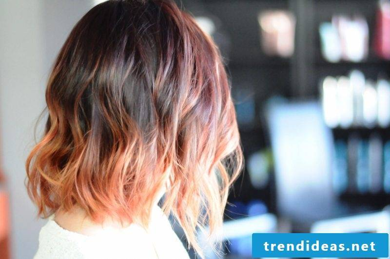 Balayage - hair, as kissed by the sun!