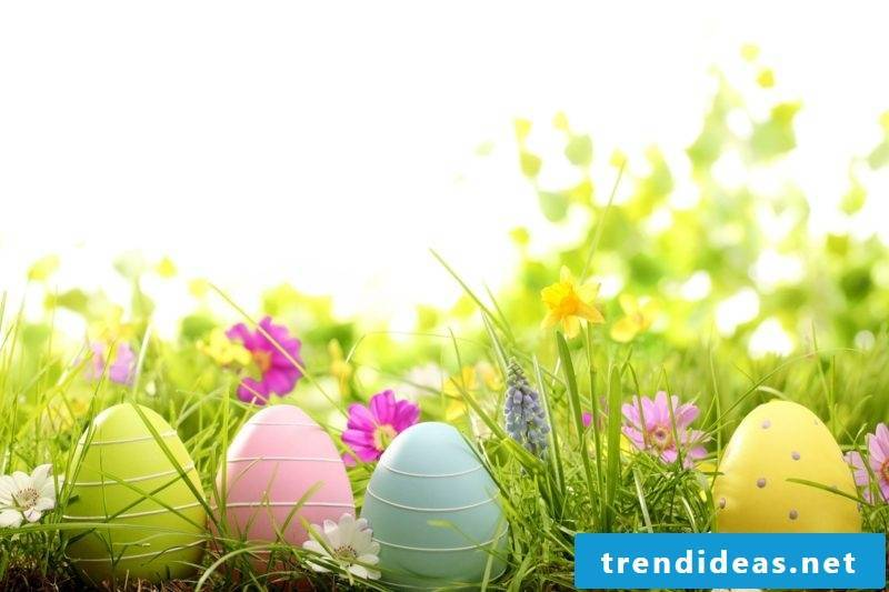 Easter customs and Easter symbols