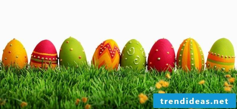 From Good Friday to Easter Monday