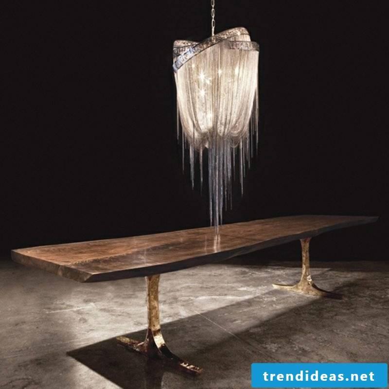 Driftwood furniture elegant table