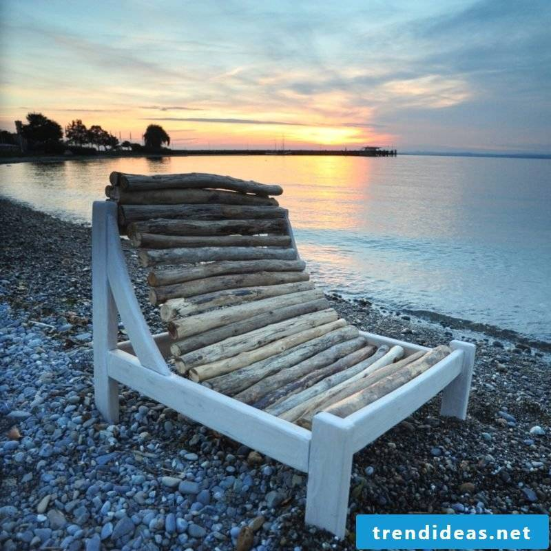 Driftwood furniture ideas and inspirations