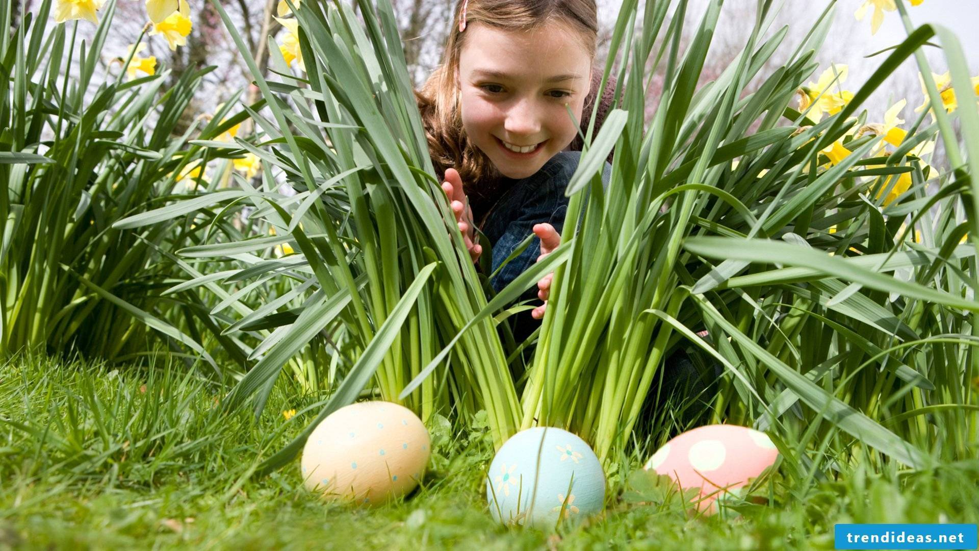An Easter Monday that the children will never forget