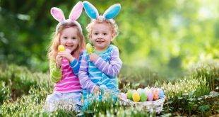 Easter Sunday and Easter Monday: ideas for the best easter egg hunt
