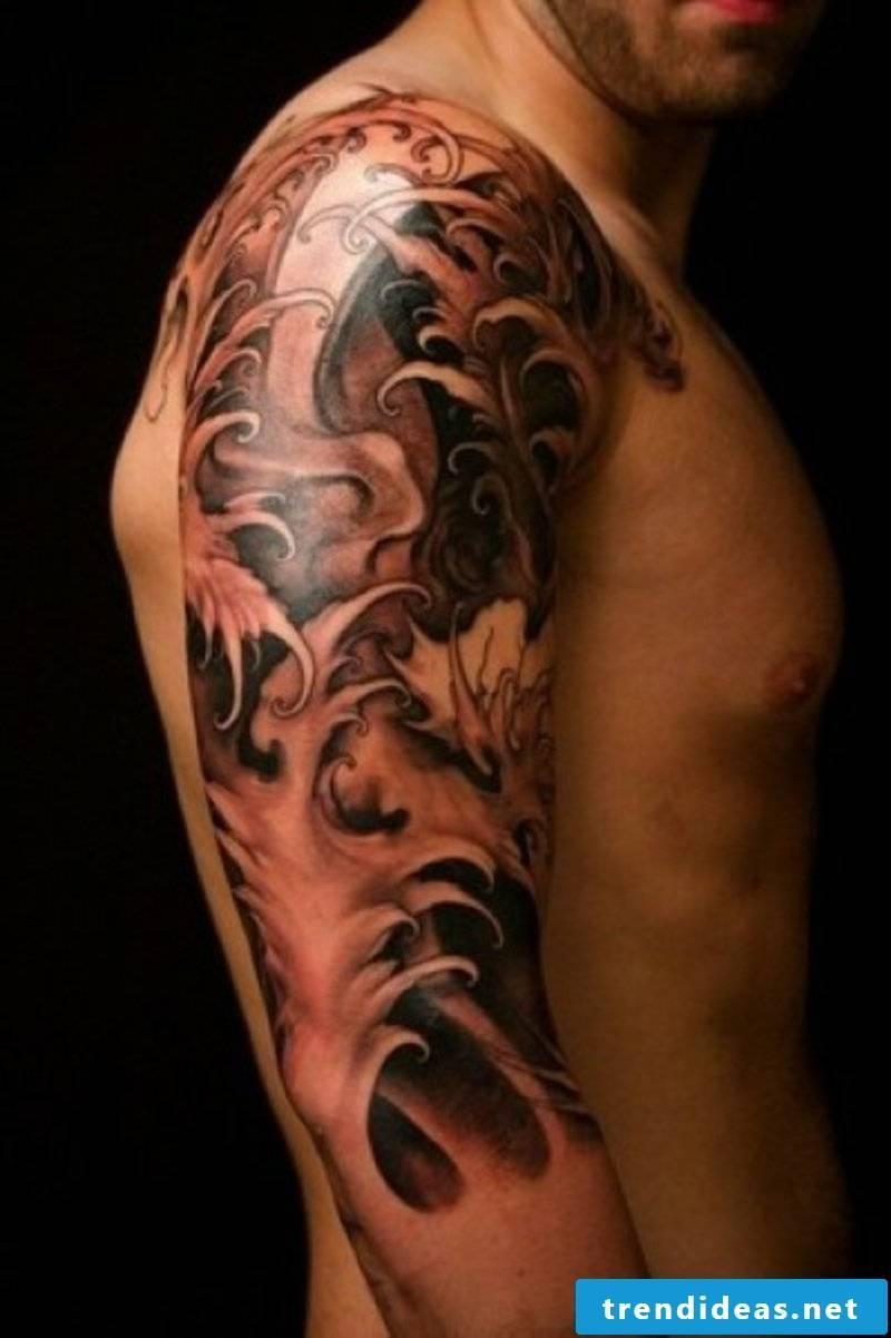 best-tattoos-cool-mens-sleeve tattoos