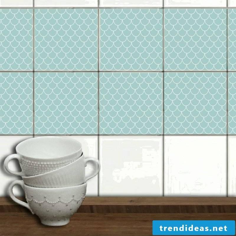 Wall tiles kitchen overcast impressive ideas