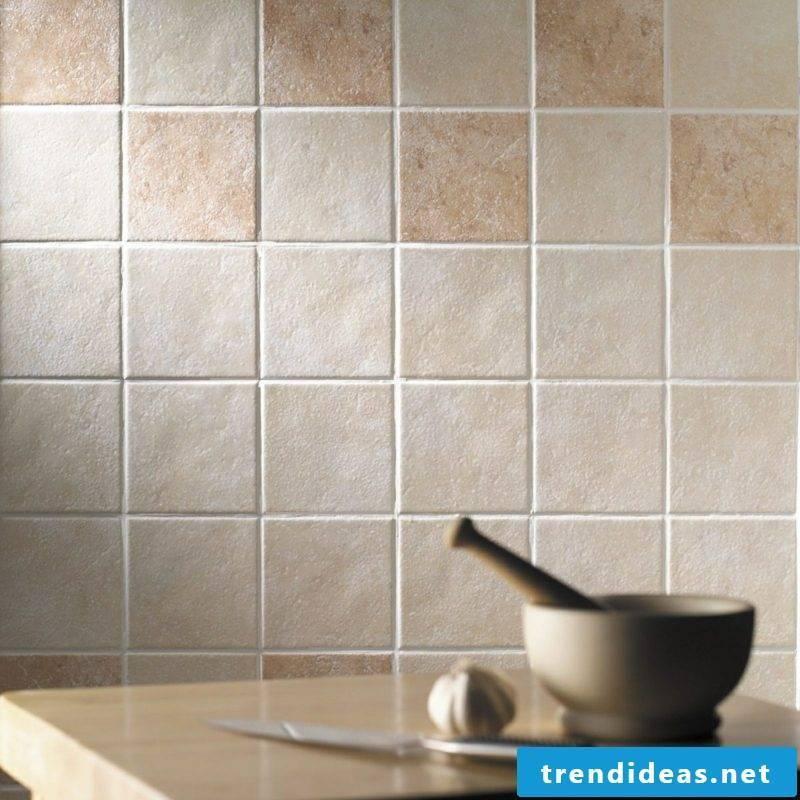 Wall tiles kitchen board repair pattern tile joints renew