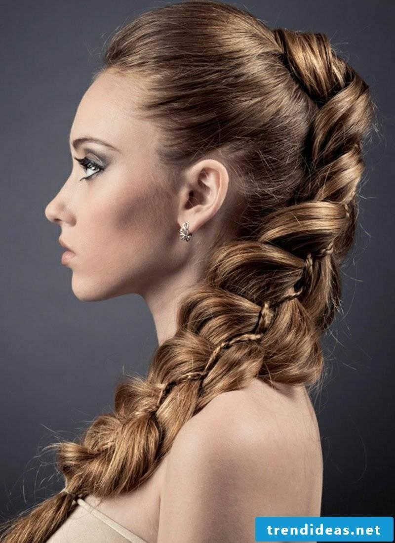 braided beautiful hairstyles