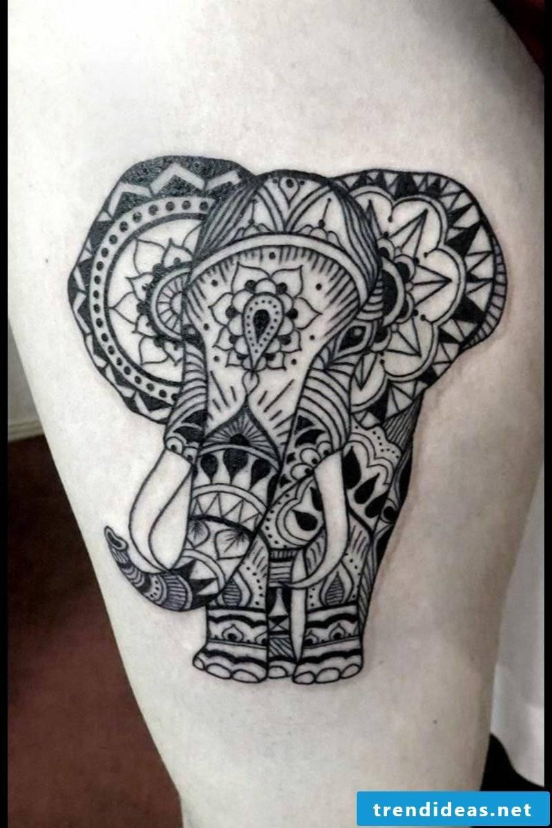 elephant tattoo elephant tattoo