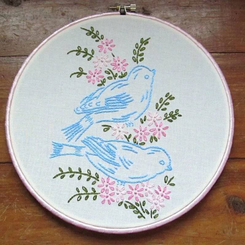 Embroidery learn how are you