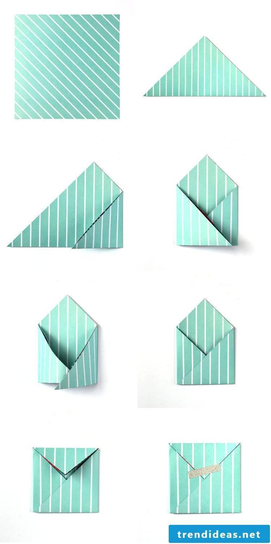Make an envelope