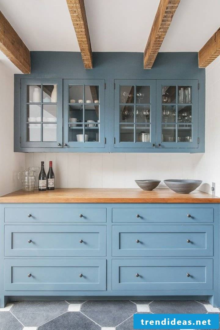 kitchen fronts exchange blue