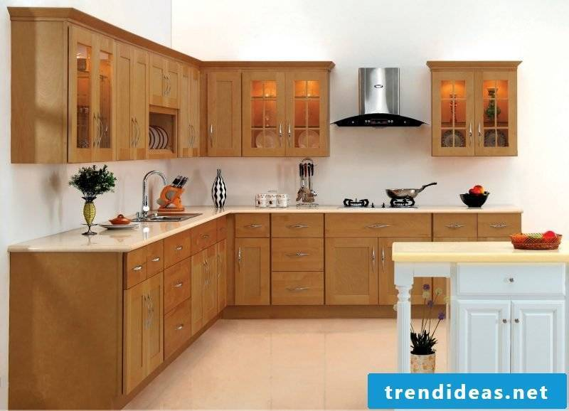 kitchen fronts replace wood