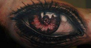 Eye Tattoo Design - meaning and 34 great examples