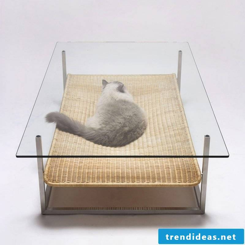 Cat furniture table idea