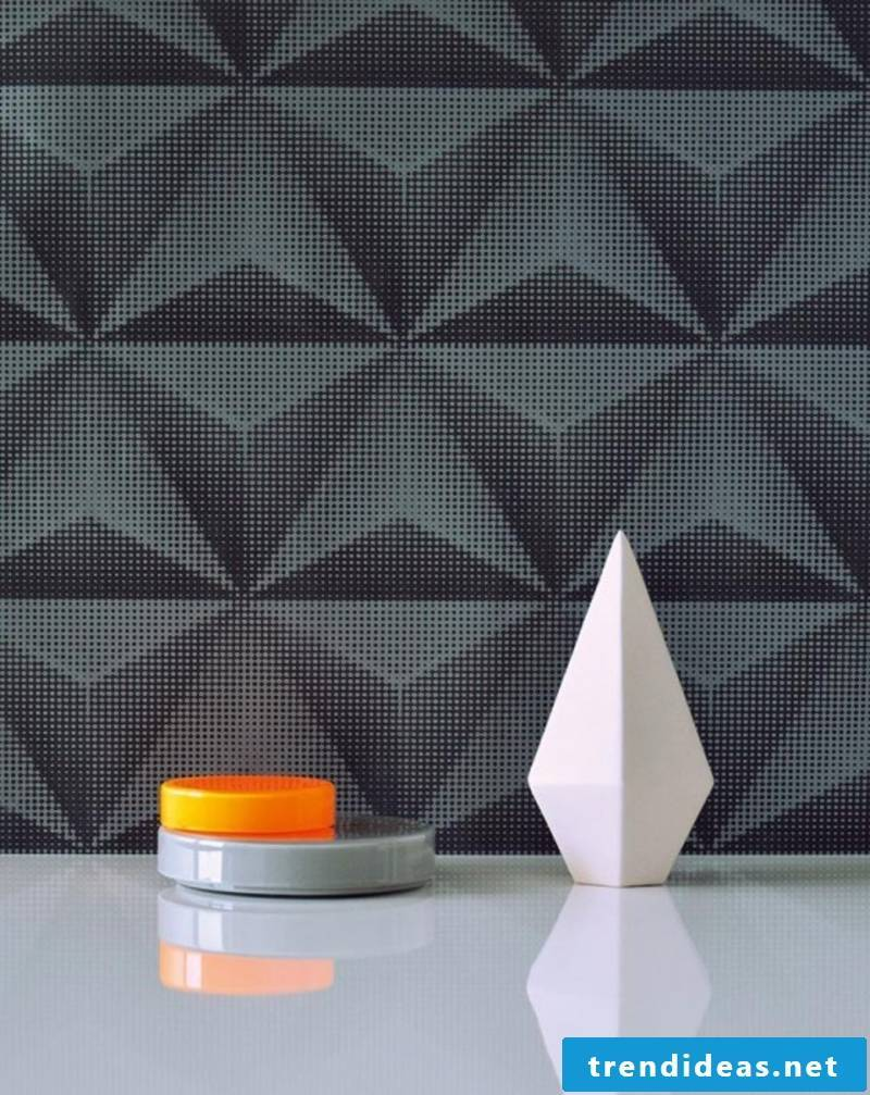 fancy graphic wallpaper