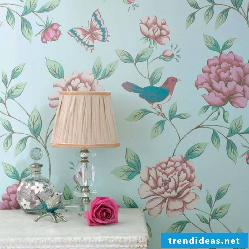 floral motifs fancy wallpapers